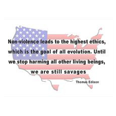Anti Violence Quotes