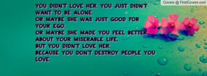 Beautifully crafted cute love quotes for her written by sweet persons ...