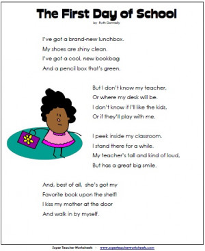Share This Fun poem With Your