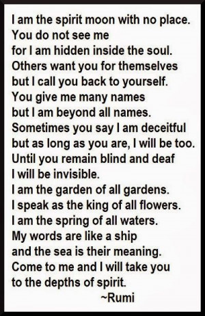 rumi quotes on life and death google search