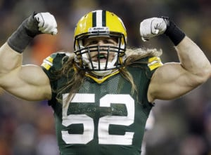 Former Cleveland Browns linebacker Clay Matthews has one son in the ...