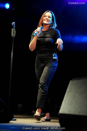 Belinda Carlisle kicks off Manchester Pride 2010 with a performance on ...