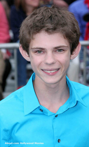 Robbie Kay Pirates of the Caribbean On Stranger Tides premiere