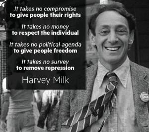 Harvey Milk.