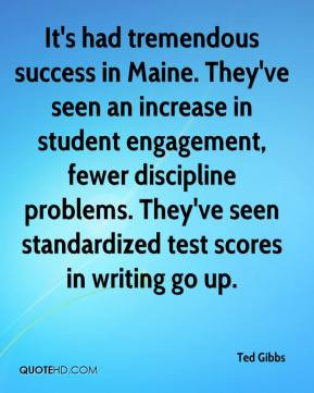 success in Maine They 39 ve seen an increase in student engagement