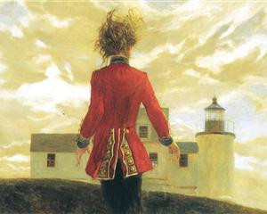 Andrew Wyeth biography, paintings, and quotes.