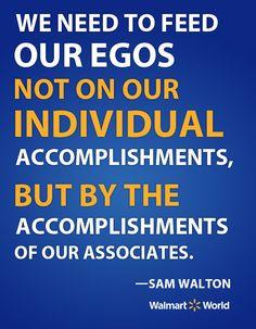 ... associates and teamwork more walton quotes sam quotes inspiration