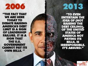 ... debt ceiling? Oh, and he's a Batman villain now. No, not the Joker