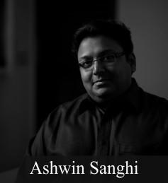 Ashwin Sanghi Pictures