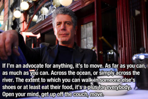 10 Awesome Anthony Bourdain Quotes
