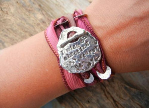 21st Birthday Gift for Women, Hand Made Silver Jewelry, Inspirational