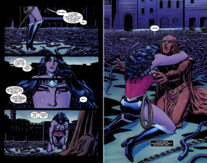 Quotes from Wonder Woman Comics