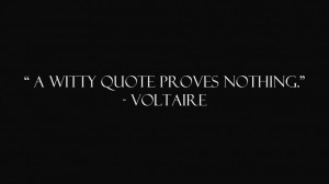 ... Quotes On Life: Text Gray Quotes Philosophy Letters From Voltaire