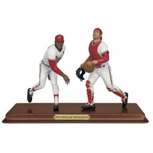 Previous Card (Curt Flood) · Next Card (Tim McCarver) » Bob Gibson ...