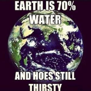 Still Thirsty