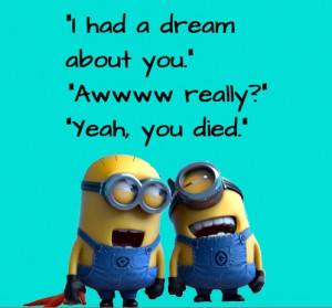 had a dream #Funny #Death #Dreams