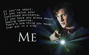 ... Smith Typography Eleventh Doctor Doctor Who Fresh New Hd Wallpaper