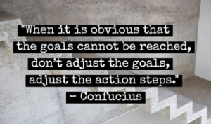 Inspiring Words for Reaching Your Goals