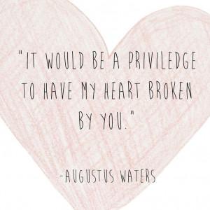 Augustus Waters Quotes | AUGUSTUS WATERS