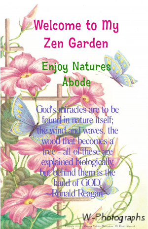 God and Nature Quotes