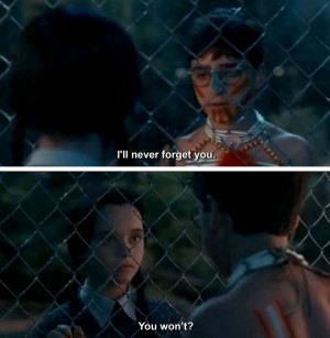 Wednesday Addams Family Thanksgiving Quotes