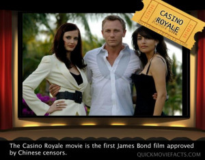 Movie Facts- Casino Royale
