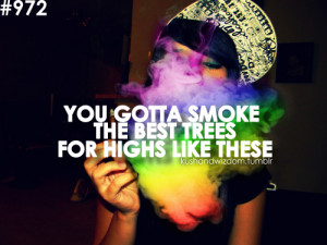 smoking weed quotes tumblr 6410 png