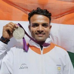 Congratulations, Vijay Kumar, on Winning Silver Medal ,for India, in ...