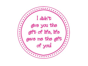Gift Quote