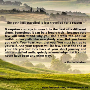 Walking The Path Quotes. QuotesGram