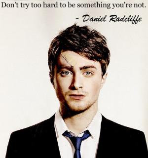 daniel radcliffe quotes 22