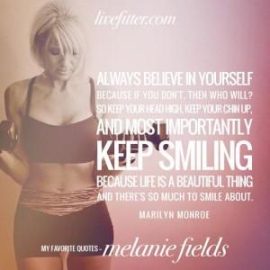 Fitness Women Quotes