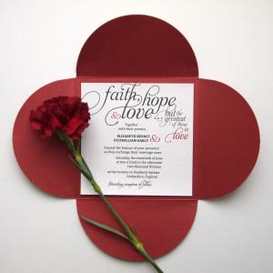Wedding Invitation Bible Verses Wedding invitation bible