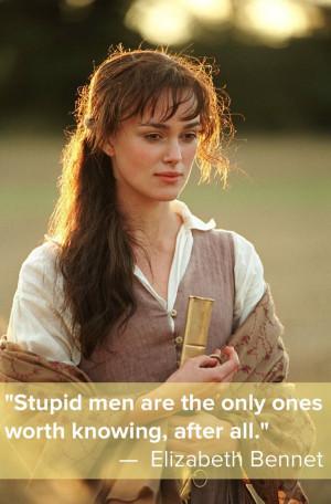 Elizabeth Bennet - Pride and Prejudice #JaneAusten www.facebook.com ...