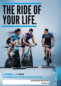 RPM® is the indoor cycling workout where you discover your athlete ...