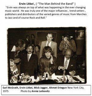 Re: Pictures of Rolling Stones members with other famous people