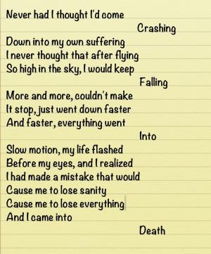 Addiction .:poem.: by MelinaThePoet