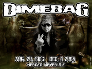 not forgotten [ 5 Años Sin Dimebag Darrell ]