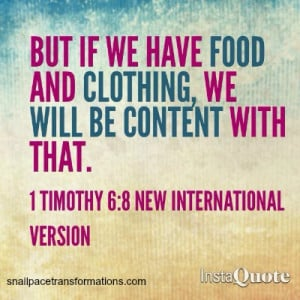 bible bible quotes about happiness and contentment contentment sayings ...