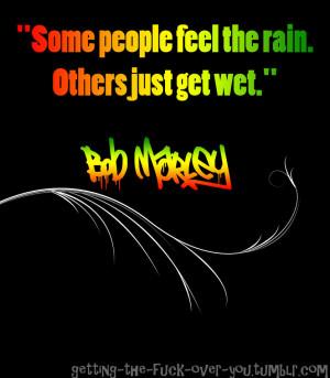 Bob Marley Quote 6 by ItachiUchihaIsMine