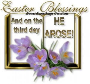 easter blessing images   An Easter Blessing Poem 2014