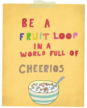 cheerios, happy monday, quotes, sayings
