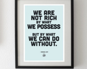 Kant Inspirational Quote - Philosophy Poster - Typography Quote ...