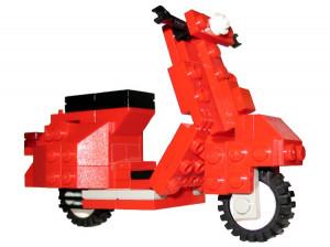 LEGO 8057 Atlantis Le scooter des profondeurs