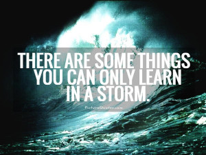 Storm Quotes