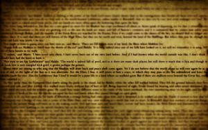 Paper-Text-Quotes-The-Lord-Of-The-Rings-Books-Writing-Jrr-Tolkien ...