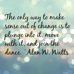 sayings quotes about change.