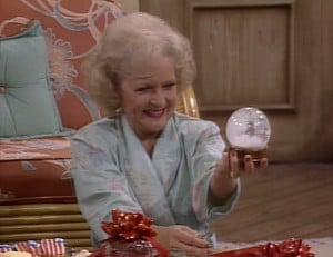 Betty White: Golden Girls Christmas (1989)