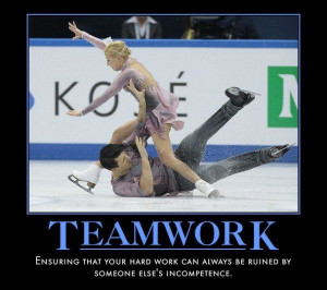 Funny Motivational Quotes For Teamwork Funny teamwork meme