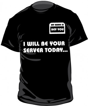 Funny Restaurant Server Quotes